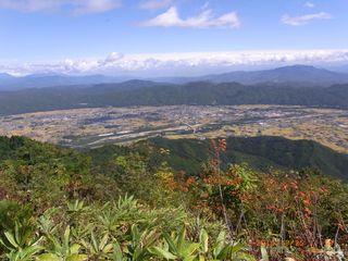 RIMG0246頂上から見た大町市